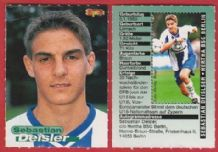 Hertha Berlin Sebastian Deisler Germany